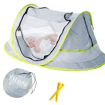 Aiernuo Large Baby Beach Tent Portable