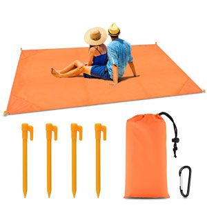 BROTOU Compact Water Proof Beach Blanket