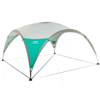 Coleman Shelter All Day Dome Beach Canopy