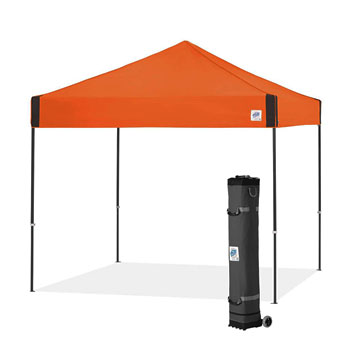 E-Z Up Pyramid Instant Shelter Beach Canopy