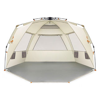 Easthills Outdoors Large Half Tent for Beach