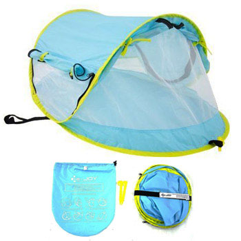 Instant Portable Breathable Travel Baby Beach Tent