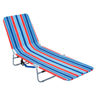Rio Folding Portable Beach Lounge Chair