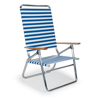 Telescope Casual Lightweight Folding Beach Chair