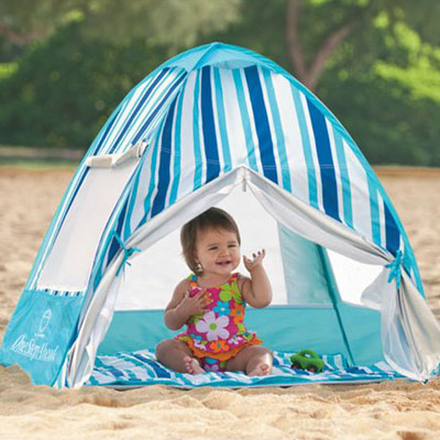 baby beach tent buying guide shape and size guide