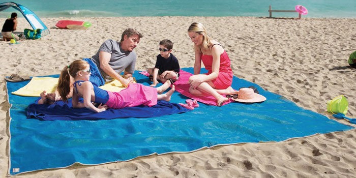 beach blanket reviews