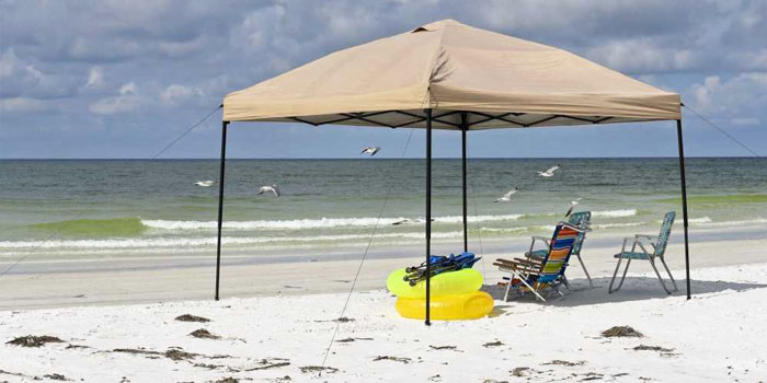 beach canopy buying guide