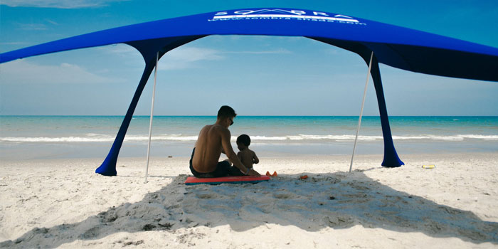 beach canopy reviews