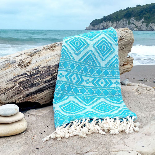 beach towel care guide and how to wash