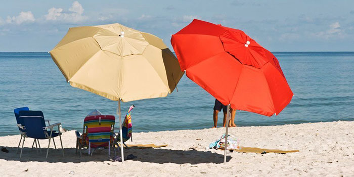 beach umbrella reviews