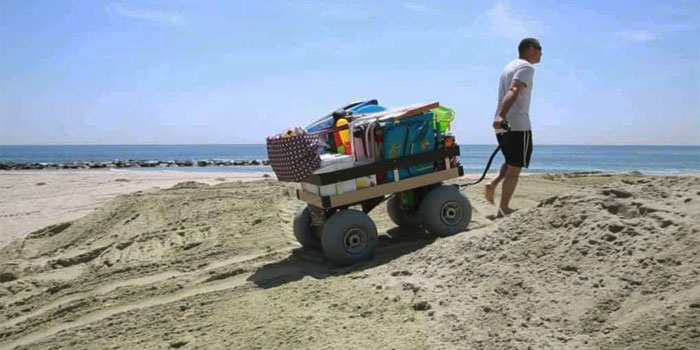 beach cart wagon reviews