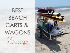 best beach carts and wagons for soft sand