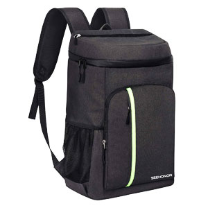 SEEHONOR Insulated Cooler Backpack Leakproof