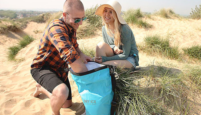 waterproof portable beach cooler