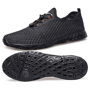DOUSSPRT Men Quick Drying Sports Aqua Shoes