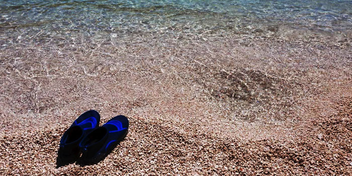quick dry breatheable water shoes for the beach