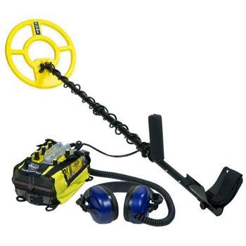 Whites TDI Beach Hunter Extreme Pulse Induction Waterproof Metal Detector