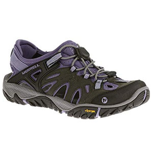 Merrell Womens All Out Blaze Sieve Water Shoes