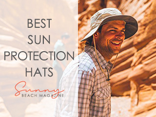 best sun protection beach hats