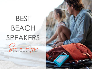 best waterproof bluetooth beach speakers