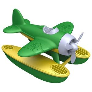 Green Toys BPA Free Seaplane Pool and Beach Toy