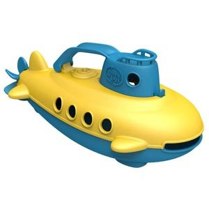 Green Toys Submarine Pool Toy