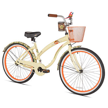Margaritaville First Look Womens Beach Cruiser Bike