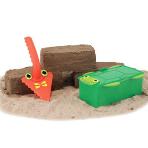 Melissa Doug Sunny Patch Brick Building Sand Toy