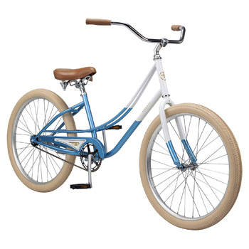 Pure City Women Cruiser Bike 26-Inch Wheels
