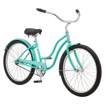 Schwinn Mikko Womens Cruiser Bike