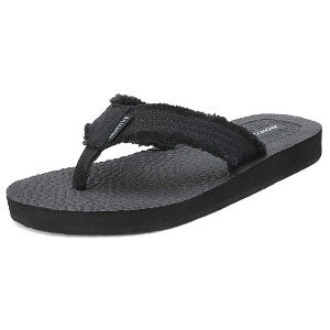NORTIV 8 Mens Thong Beach Flip Flops Comfortable LightWeight