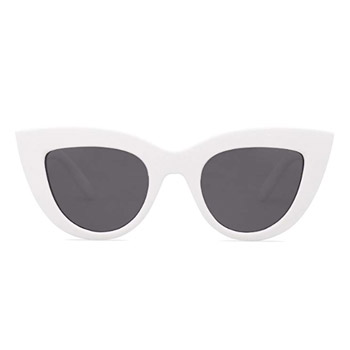 SOJOS Retro Vintage Cateye Sunglasses for Women