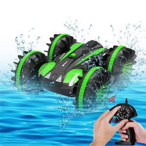 Joyfun Toys for 5-10 Year Old Boys Amphibious RC Car
