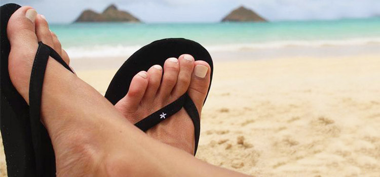 beach flip flop reviews