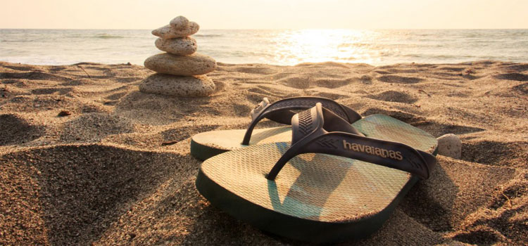 best flip flops for beach