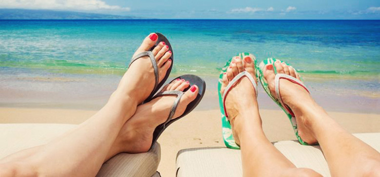 flip flops buying guide for beach