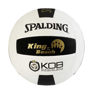 Spalding King of the Beach USA Official Tour Volleyball