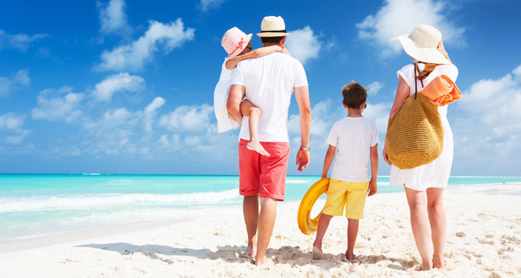 beach gear checklist for families