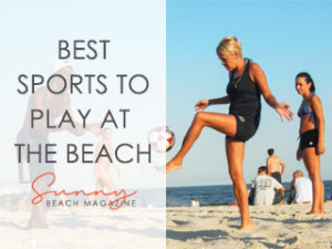 best sports to play at the beach
