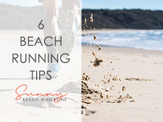 top 6 beach running tips