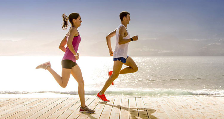 tips for running at the beach